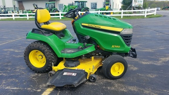 2016 John Deere X580 Riding Mower For Sale