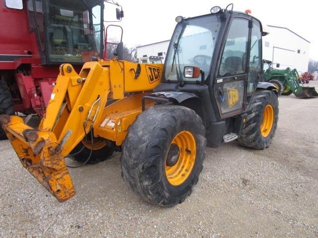 2008 JCB 541-AGRI PLUS Telehandler For Sale