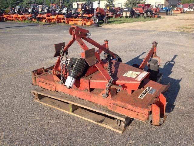 Yanmar 48 Finishing Mower For Sale