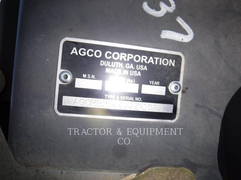 1900 Agco 9250 Image 2