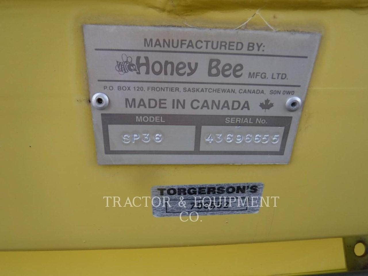 Honey Bee SP-36 Image 2