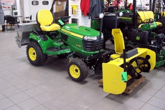 2018 John Deere X739 Riding Mower For Sale