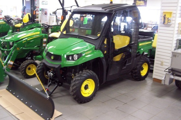2019 John Deere 560E Utility Vehicle For Sale