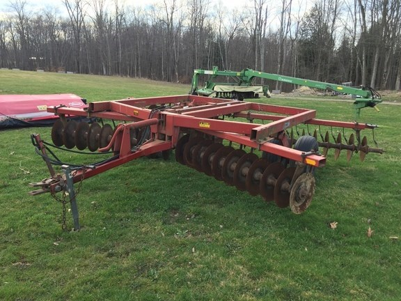 1997 Case IH 3800 Disk Harrow For Sale