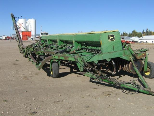 Farm Equipment For Sale In Alberta >> John Deere 9450 Air Drill For Sale Milk River Farm Supply