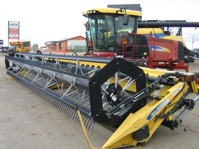 2012 New Holland H8040 Windrower For Sale