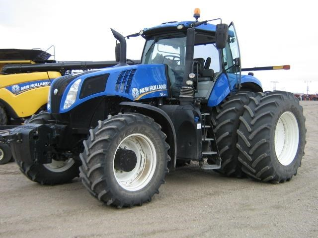 2014 New Holland T8.350 Tractor For Sale