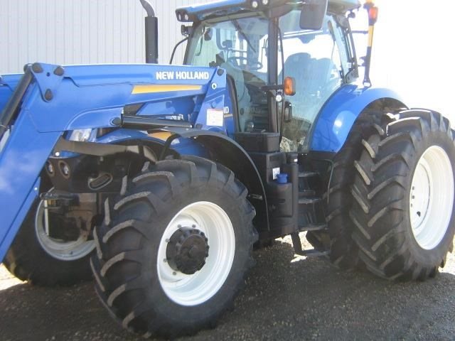 2018 New Holland T7.230 Tractor For Sale