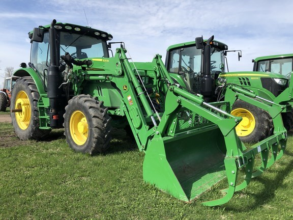 2017 John Deere 6130R Tractor - Utility For Sale