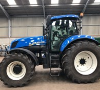 2015 New Holland T7.270 AUTO COMMAND S/WINDER Thumbnail 1
