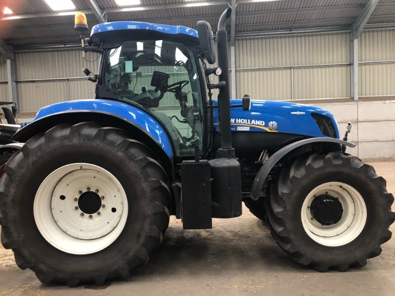 2015 New Holland T7.270 AUTO COMMAND S/WINDER Image 2