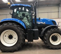 2015 New Holland T7.270 AUTO COMMAND S/WINDER Thumbnail 2