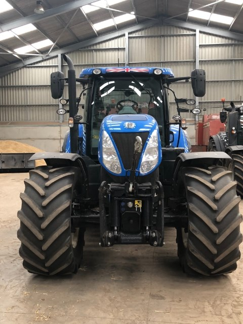 2015 New Holland T7.270 AUTO COMMAND S/WINDER Image 3