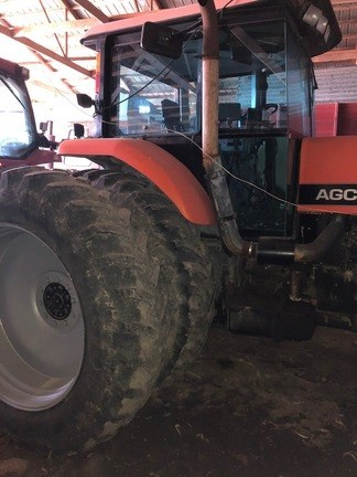 1995 Agco Allis 9670 Tractor For Sale