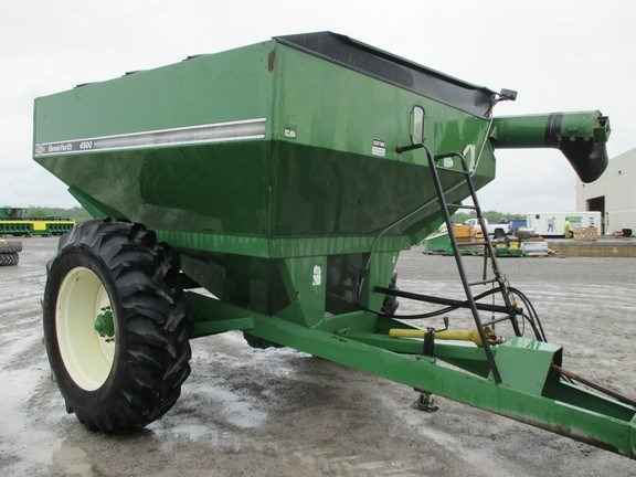 Unverferth 4500 Grain Cart For Sale