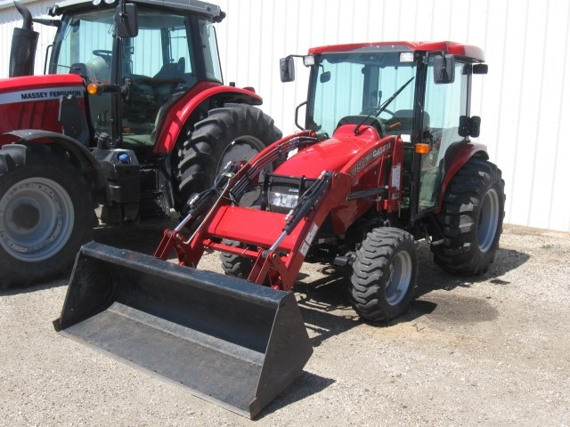 2014 Case IH FARMALL 45B Tractor For Sale