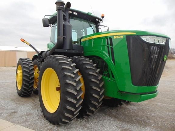 2013 John Deere 9360R Tractor For Sale