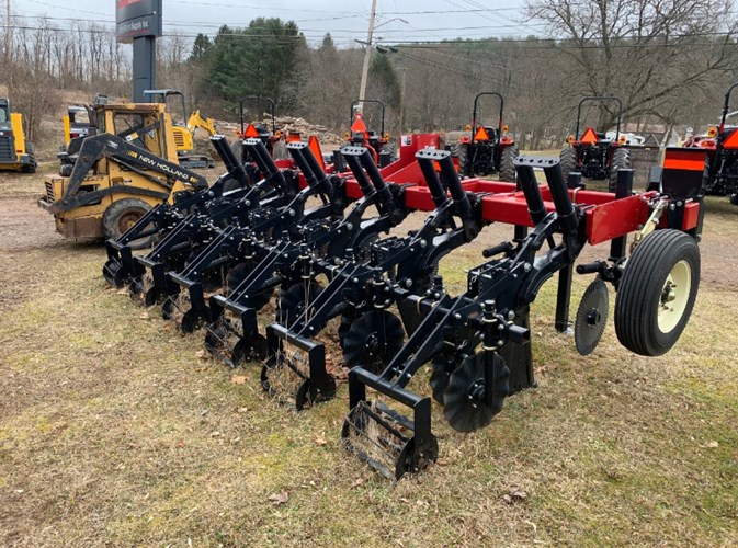 2017 Unverferth 132 6 ROW Zone Builder Tillage For Sale
