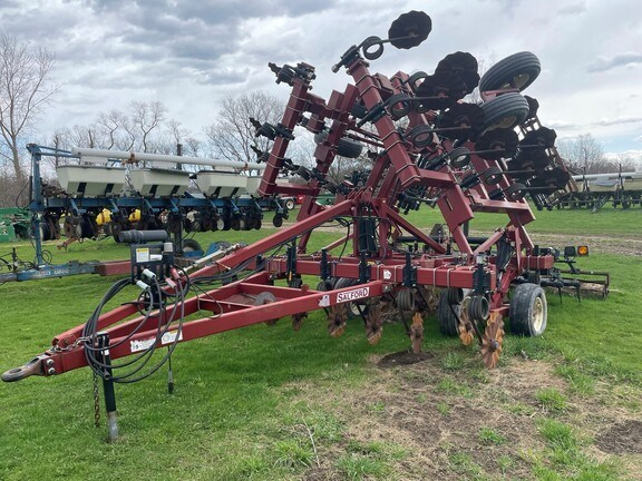 2010 Salford MC5724 RTS Vertical Tillage For Sale