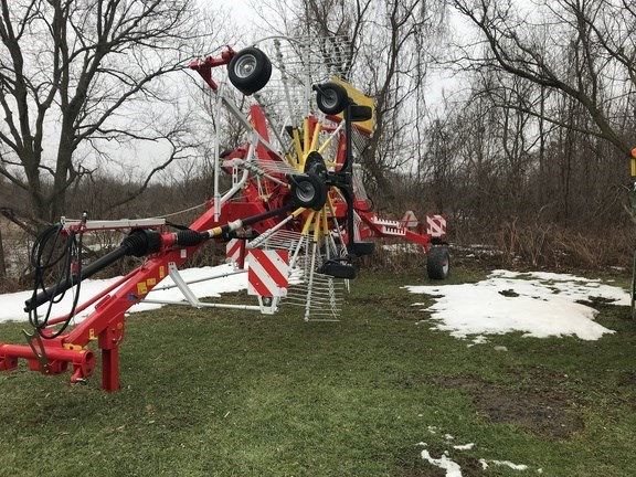 2017 Pottinger TOP 812 Hay Rake For Sale