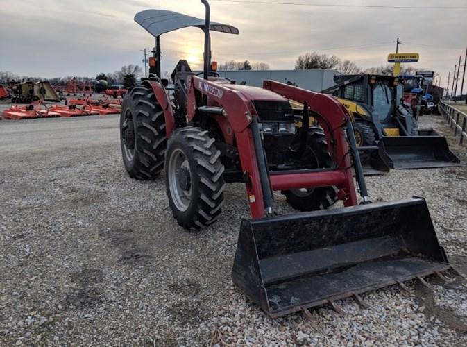 2011 Case IH FARMALL 65A Tractor For Sale