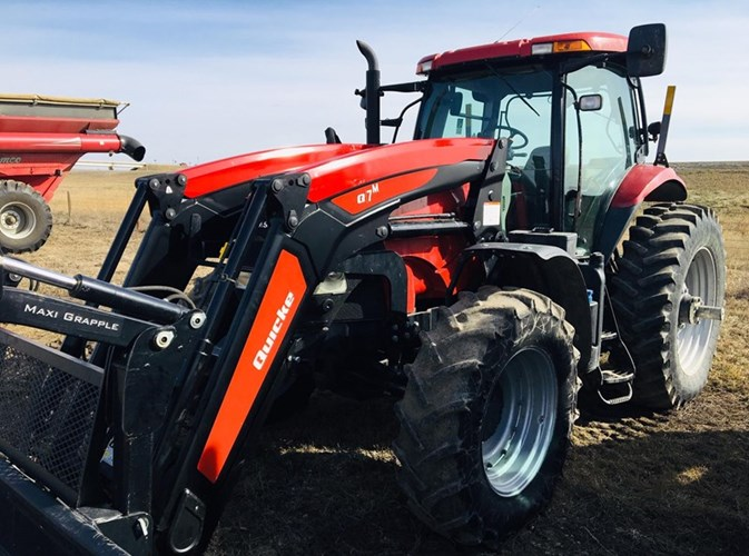 2012 Case IH PUMA 170 Tractor For Sale