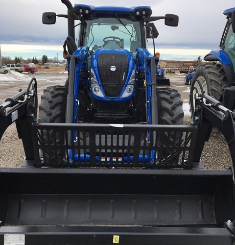 2019 New Holland T6.175 ELEC COM T4B Tractor For Sale