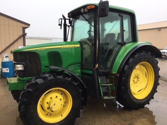 2006 John Deere 6320 Tractor For Sale