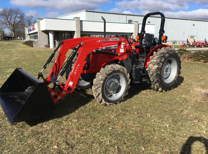 2019 Massey Ferguson 2605H Tractor For Sale