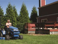 New Holland WORKMASTER 25S Thumbnail 1