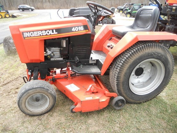 2003 Ingersoll Rand 1016 Riding Mower For Sale