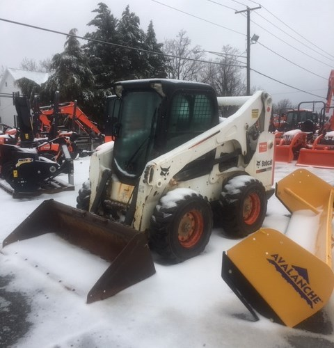 2012 Bobcat S750 Skid Steer For Sale