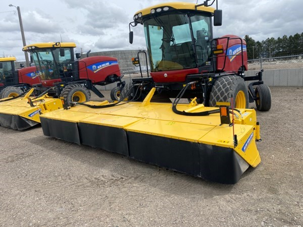 2019 New Holland 419 Header-Windrower For Sale