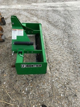 2017 Frontier BB2048L Tractor Blades For Sale