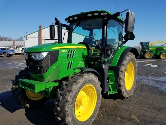 2017 John Deere 6120R Tractor - Utility For Sale