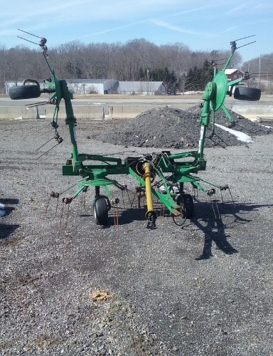 John Deere 756 Tedder For Sale