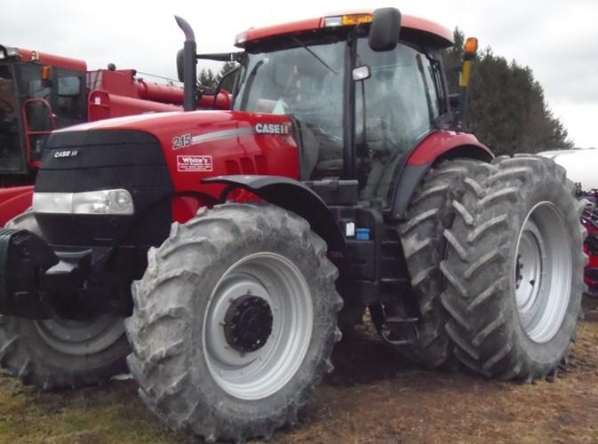 2013 Case IH 215 PUMA Tractor For Sale