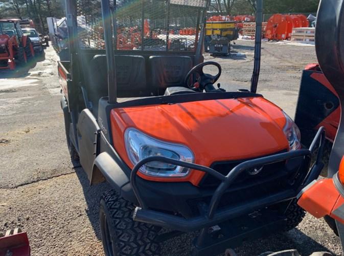 Kubota RTVX1120D Utility Vehicle For Sale
