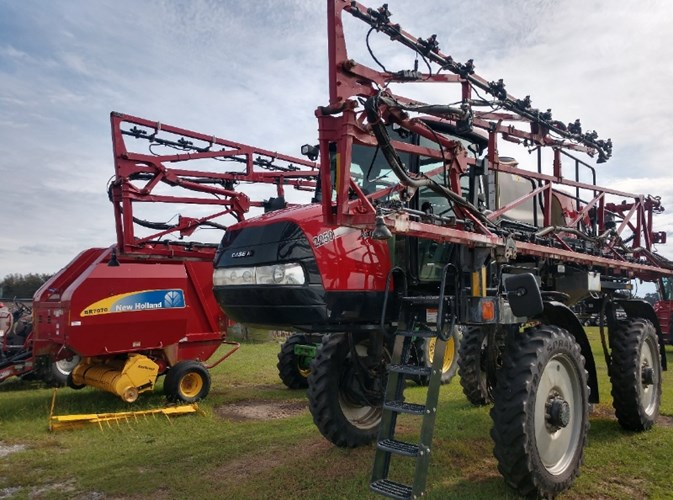 2016 Case IH 2250 Sprayer-Self Propelled For Sale