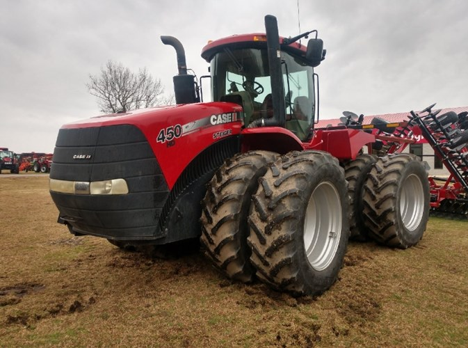 2011 Case IH 450 Tractor For Sale