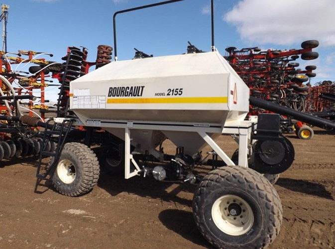 Bourgault 2155 Air Seeder For Sale