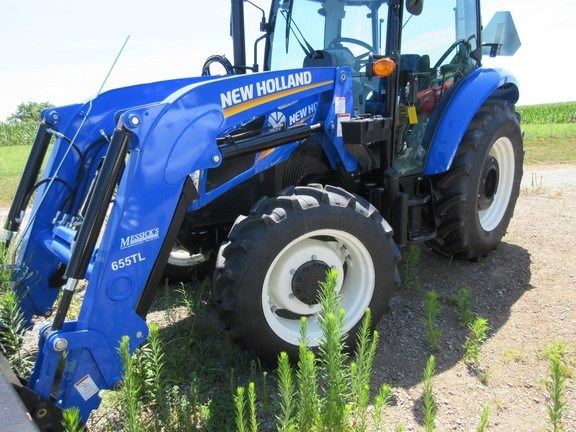 2016 New Holland Powerstar T4.75 Tractor For Sale
