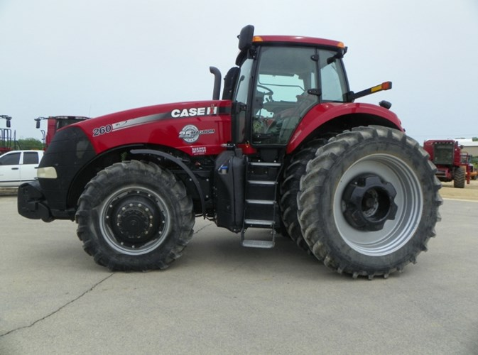 2013 Case IH 260 Tractor For Sale
