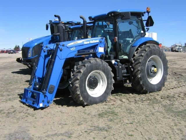 2017 New Holland T6.175 T4B Tractor For Sale