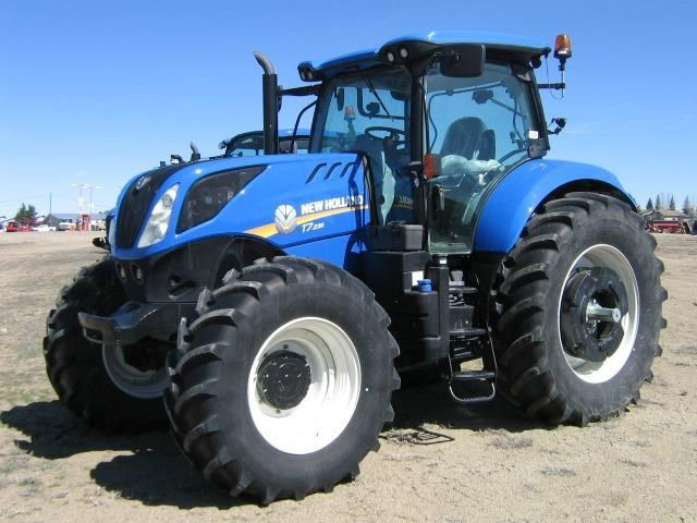 2017 New Holland T7.230 Tractor For Sale