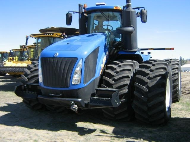 2017 New Holland T9.600HD Tractor For Sale