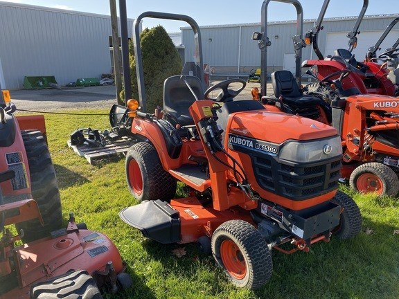 2002 Kubota BX1500D Tractor For Sale