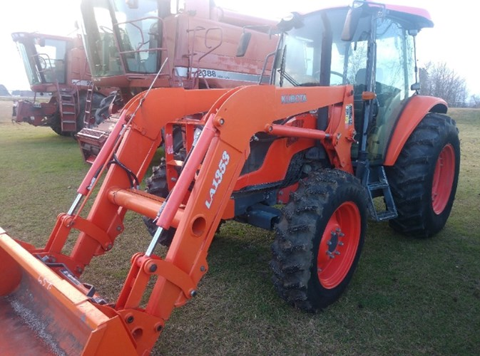 2014 Kubota M8560 Tractor For Sale