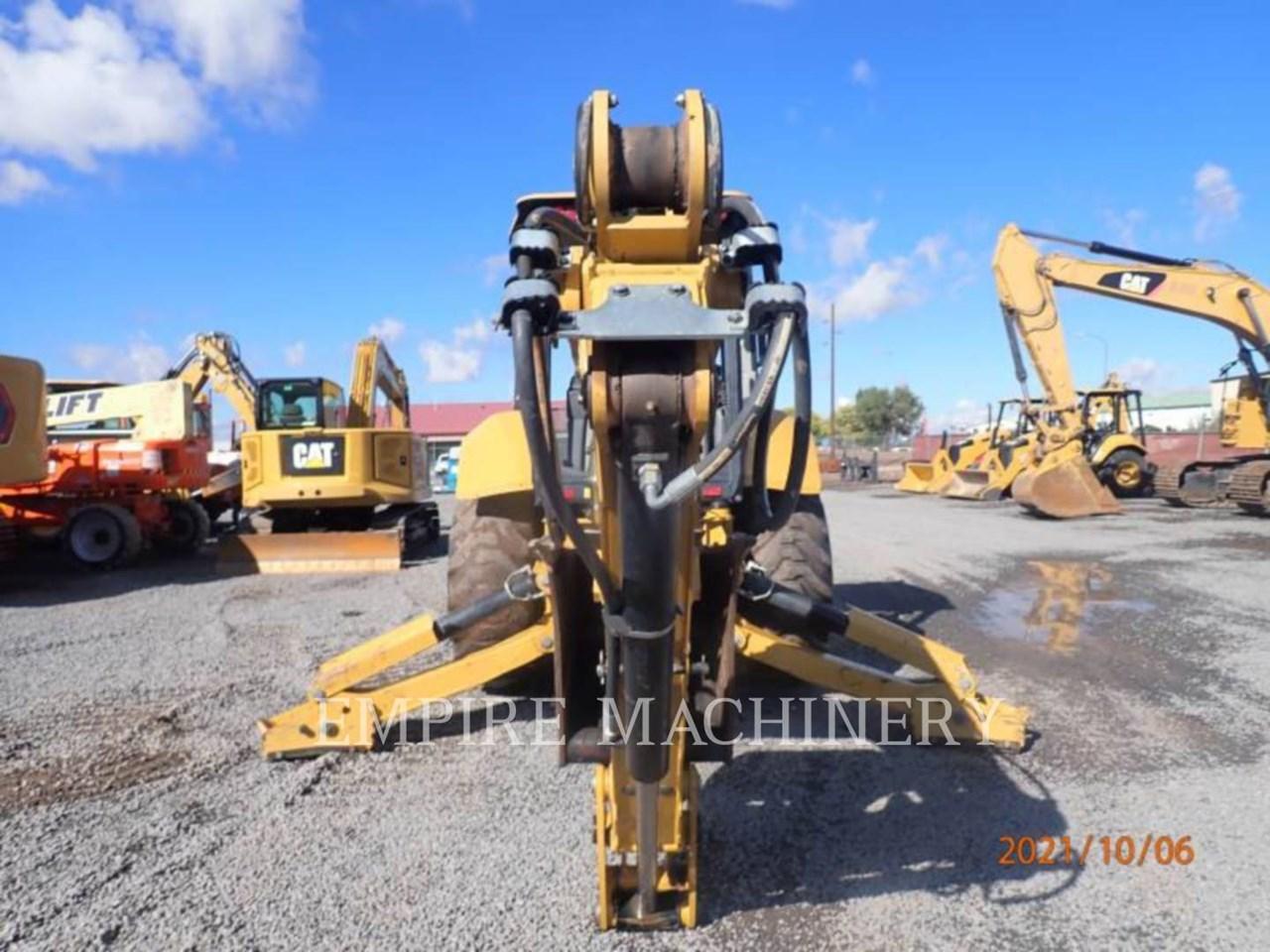 2018 Caterpillar 416F2 HRC Image 15