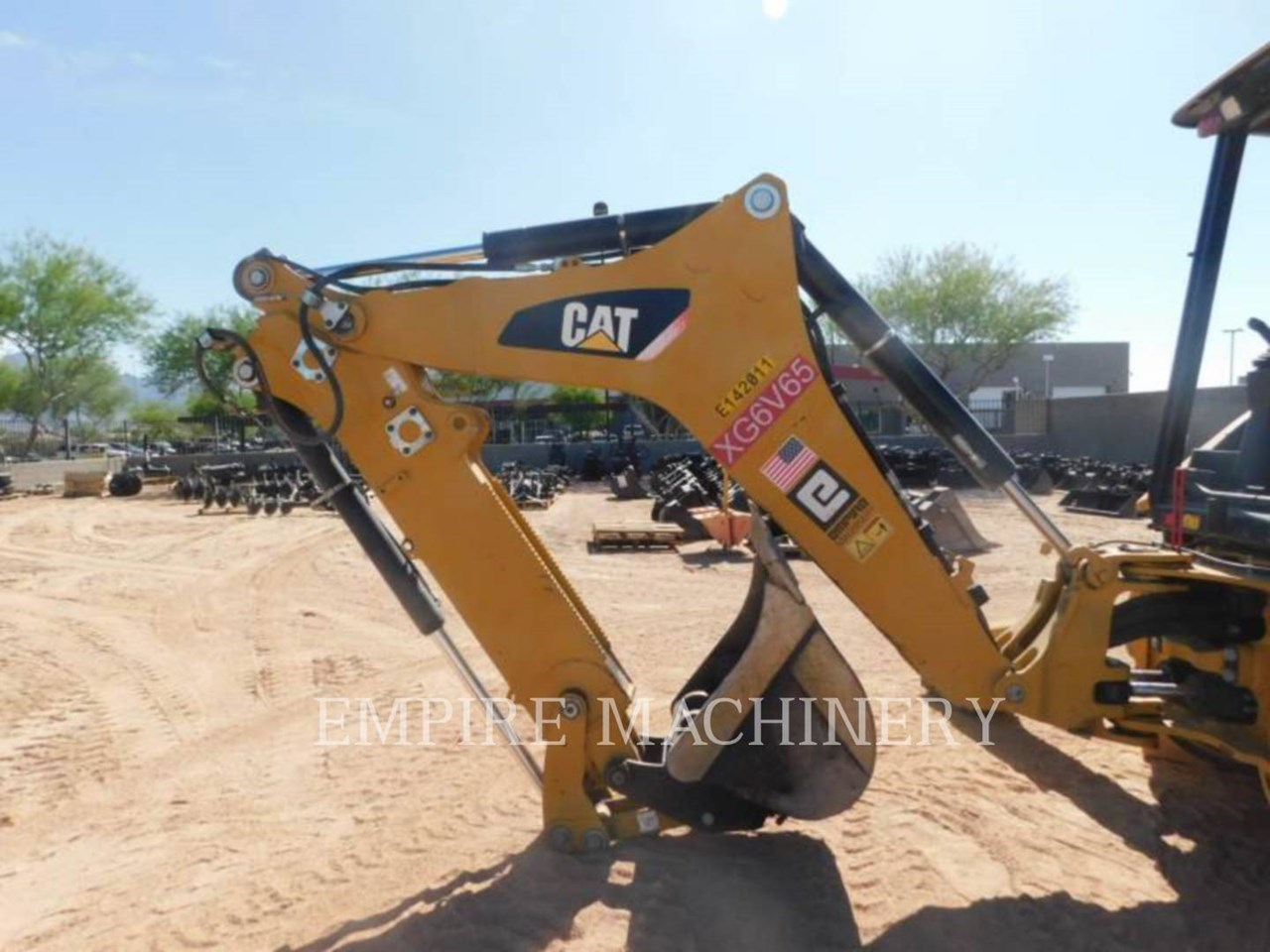 2018 Caterpillar 416F2 4EO Image 11